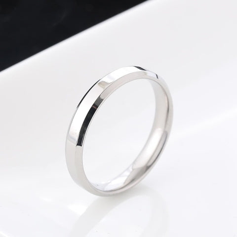 Simple Titanium Ring
