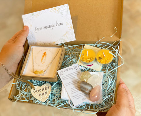 Box of Positivity - Happiness Letterbox Gift