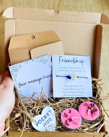 Friendship Letter Box Gift