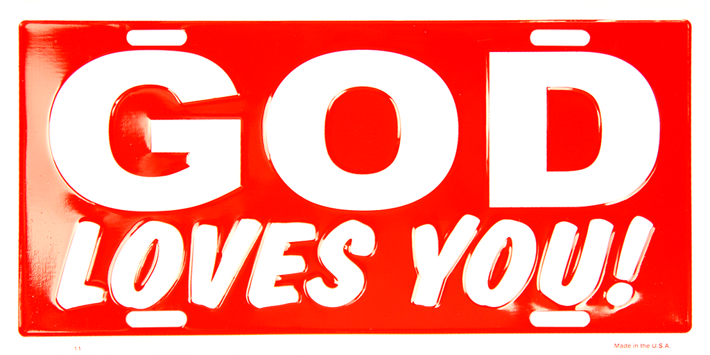 11 - God Loves You