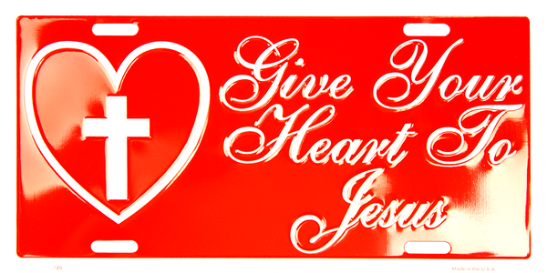 120 - Give Your Heart To Jesus