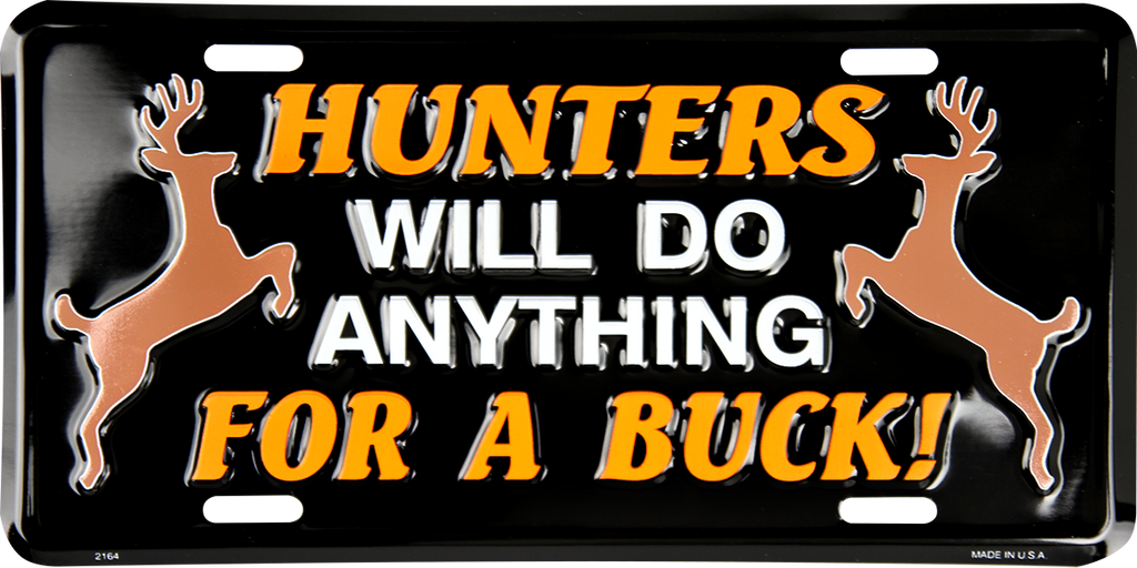 2164 - Hunters Will Do Anything
