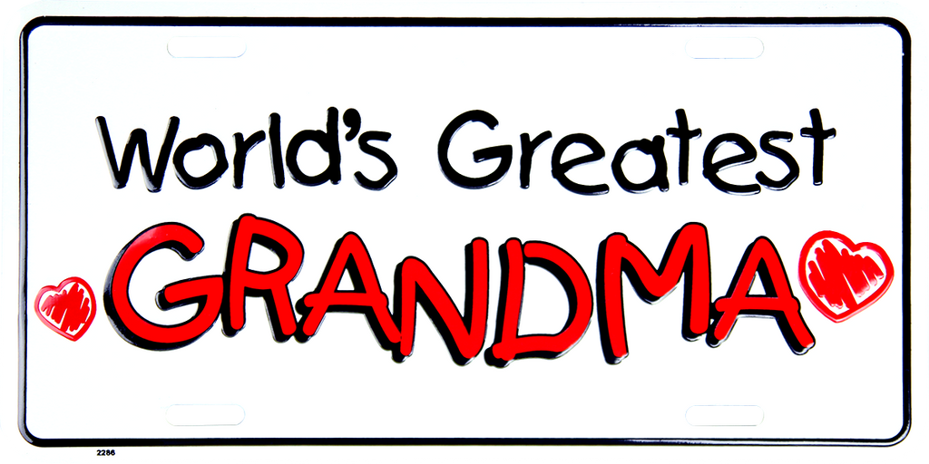 2286  - World's Greatest Grandma