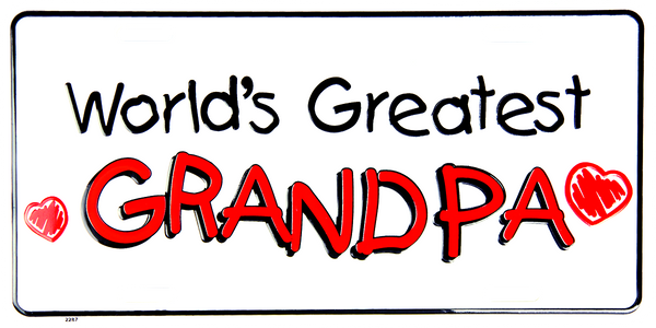 2287  - World's Greatest Grandpa