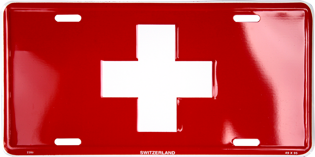 2380 - Switzerland Flag
