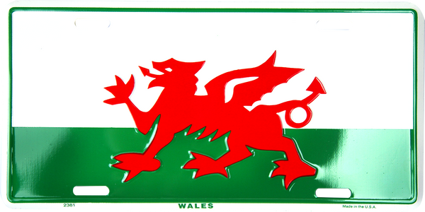 2381 - Wales Flag