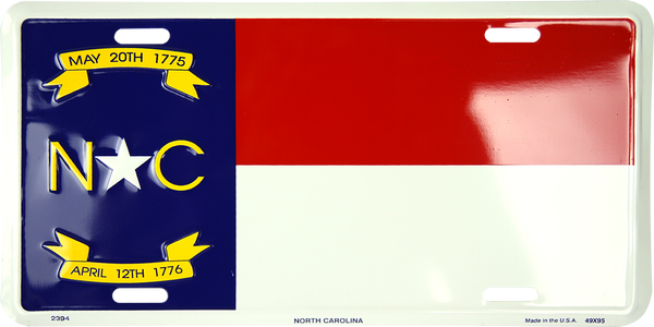 2394 - North Carolina State Flag