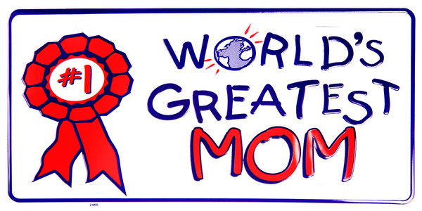 2466 - World's Greatest Mom