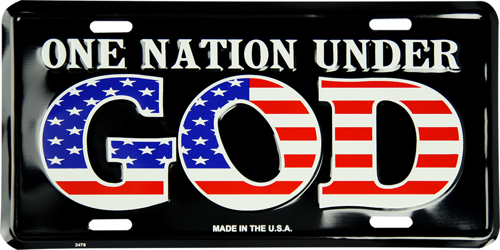 2476 - One Nation Under God