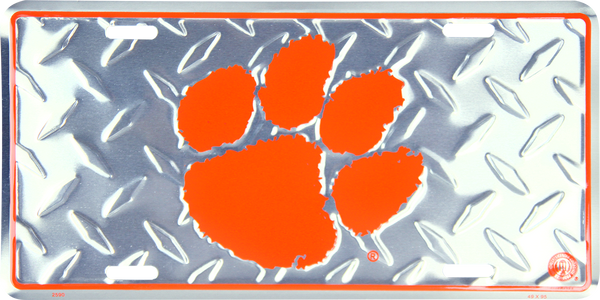 2590 - Clemson Tigers Diamond