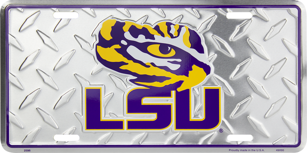 2598 - LSU Tigers Diamond