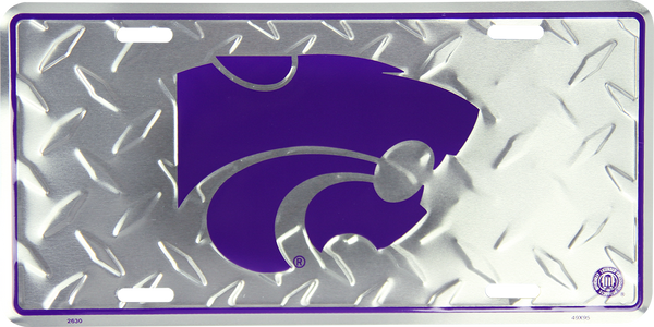 2630 - Kansas State Wildcats Diamond