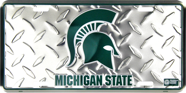 2635 - Michigan State Spartans Diamond
