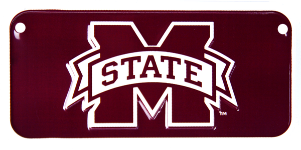 2646 - Missisippi State Bike Plate