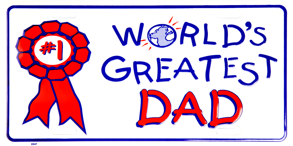 2647 - World's Greatest Dad