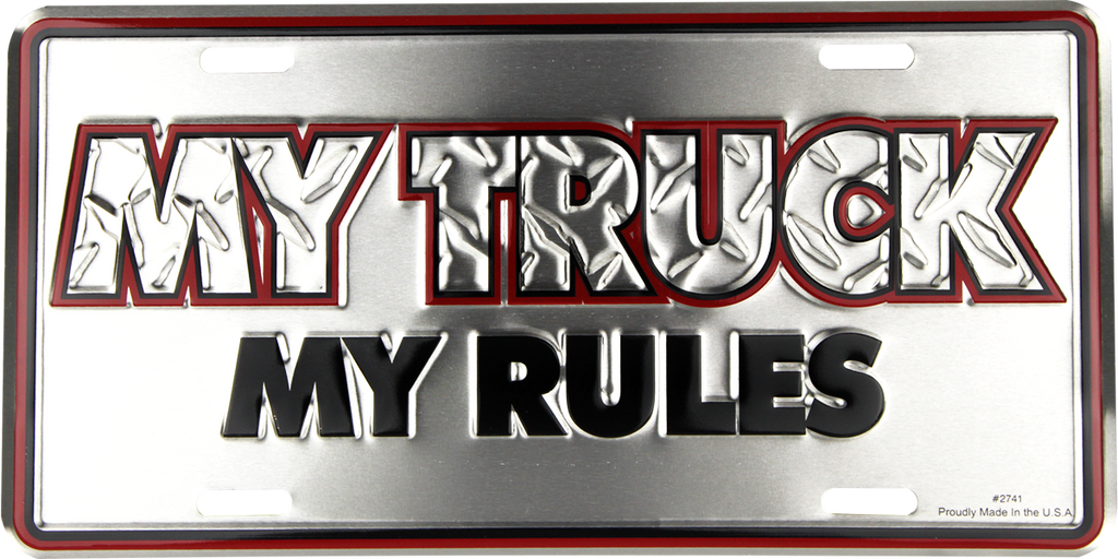2741 - My Truck My Rules