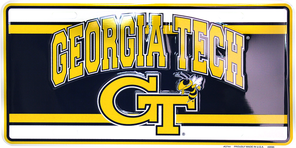 2744 - Georgia Tech Yellow Jackets