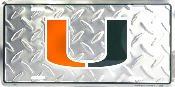 2767 - Miami Hurricanes Diamond