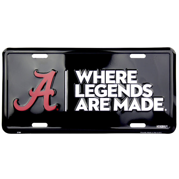 2795 - Alabama Where Legends Are Made