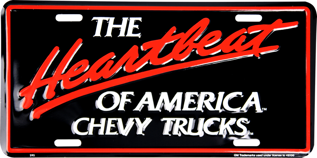 292 - The Heartbeat of America Chevy Trucks