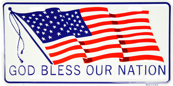 2 - God Bless Our Nation