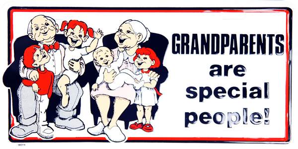 316 - Grandparents Are Special People