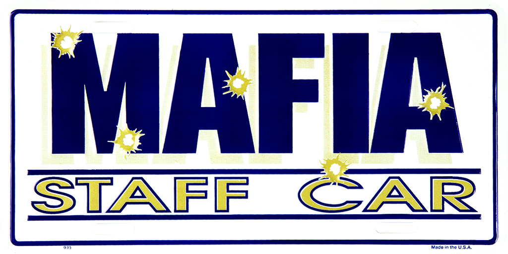 35 - Mafia Staff Car