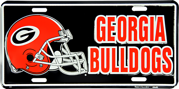 411 - Georgia Bulldogs