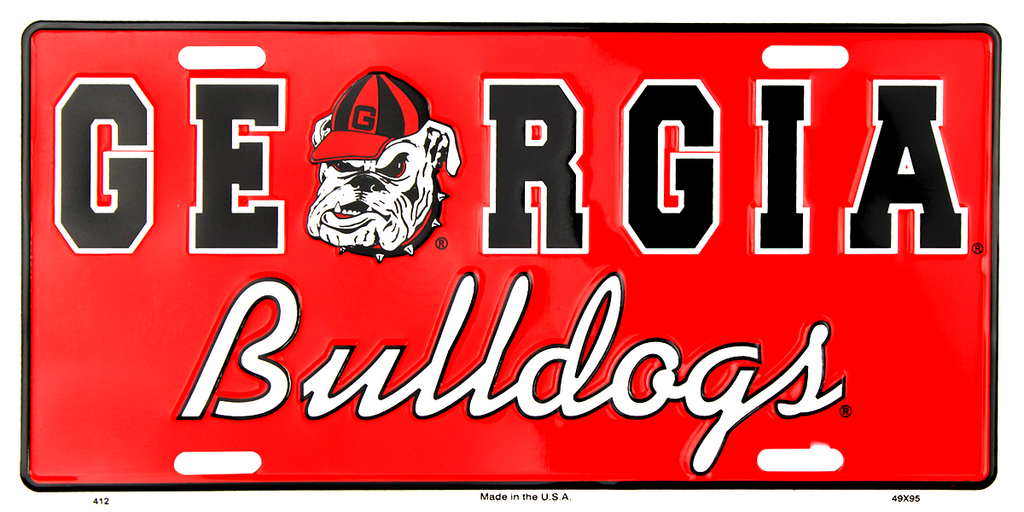 412 - Georgia Bulldogs