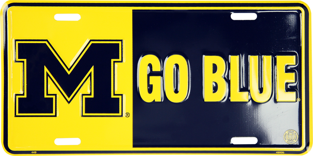 "449 - Michigan Wolverines ""Go Blue"""