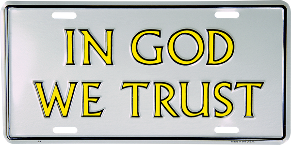 74 - In God We Trust