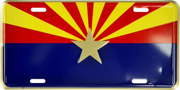 865 - Arizona State Flag