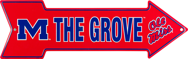AS25014 - Ole Miss The Grove