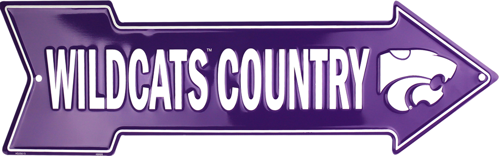 AS25015 - Kansas State Wildcats Country