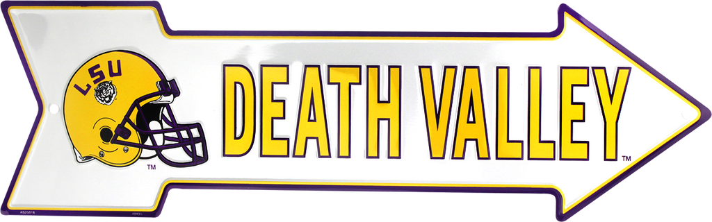 AS25018 - LSU Death Valley