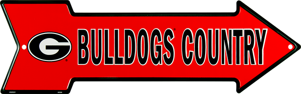 AS25031 - Georgia Bulldogs Country