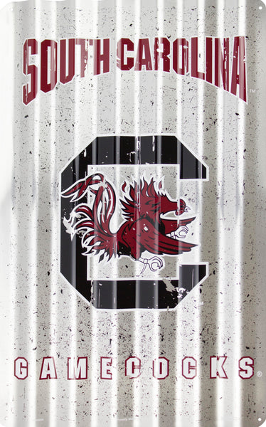 COR32023- South Carolina Gamecocks Corrugated Signs
