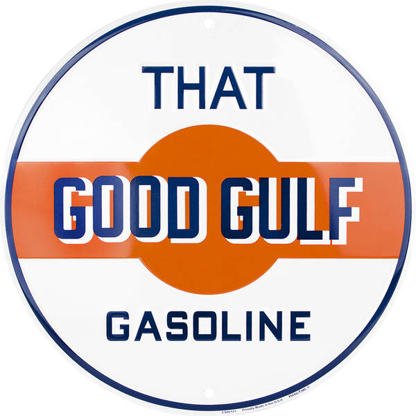 CS60121 - Good Gulf Circle Sign
