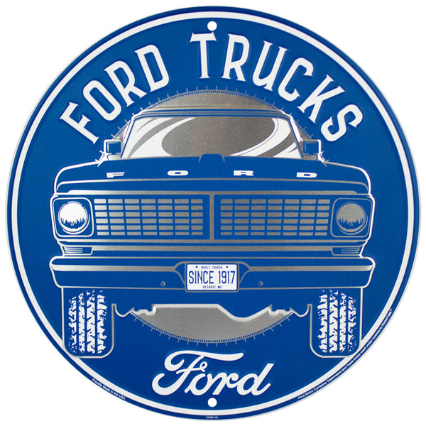 CS60140 - Ford Trucks Circle