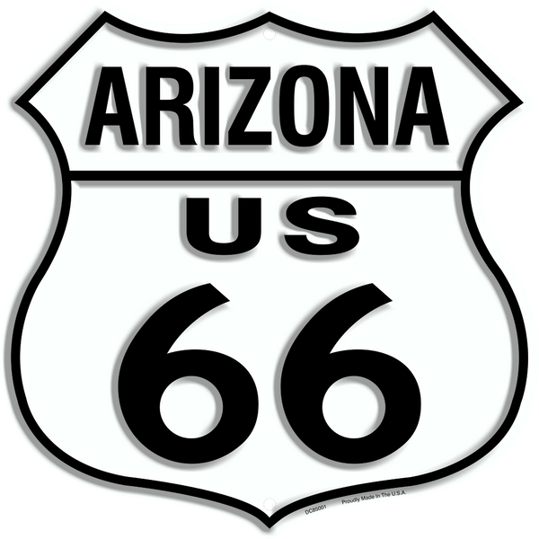 DC85001 - Route 66 Arizona
