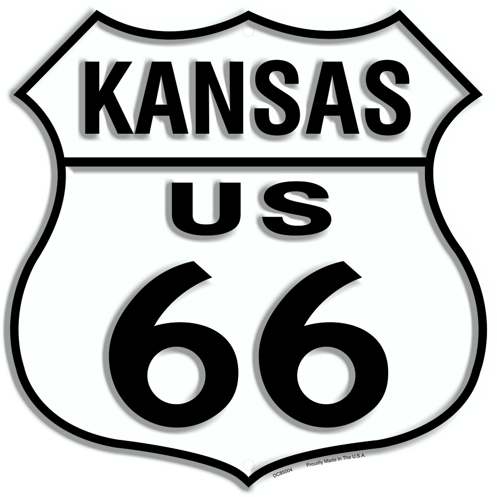 DC85004 - Route 66 Kansas