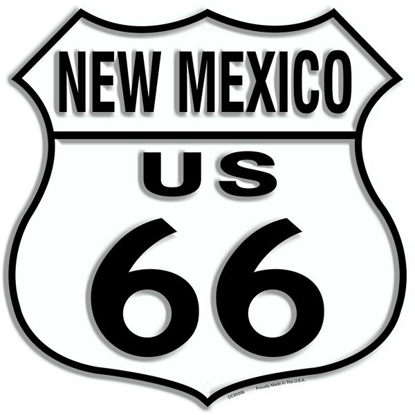 DC85006 - New Mexico Route 66