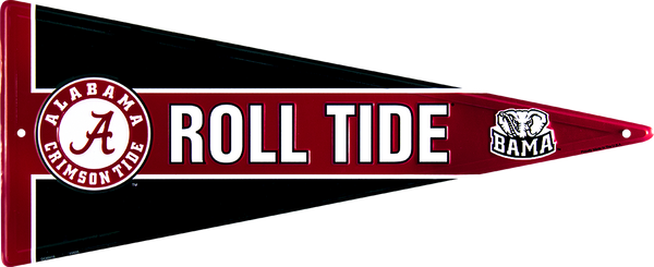 DC85018 - Alabama Roll Tide Pennant