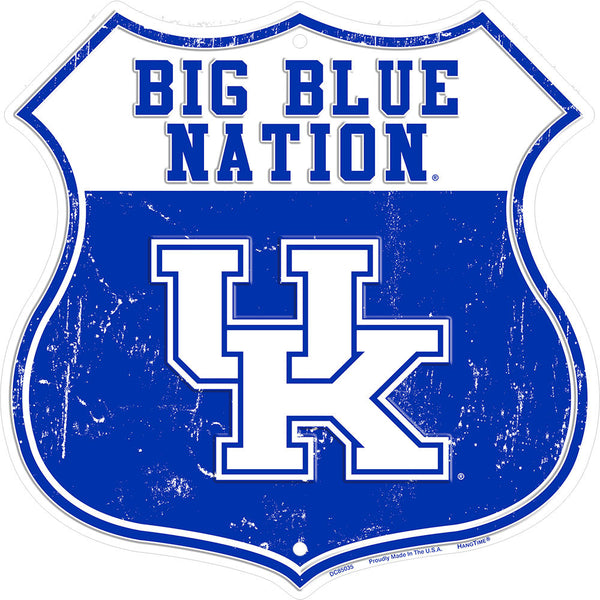 DC85035 - BIG BLUE NATION (KENTUCKY)