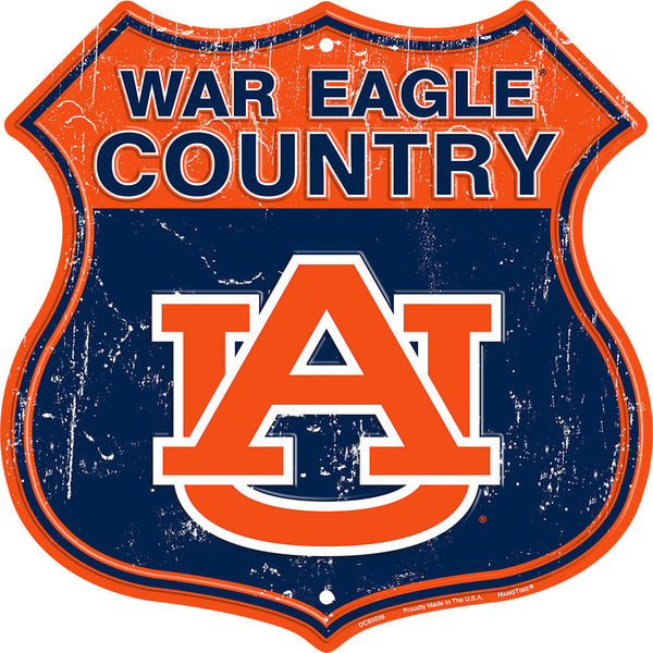 DC85036 - WAR EAGLE COUNTRY (AUBURN)