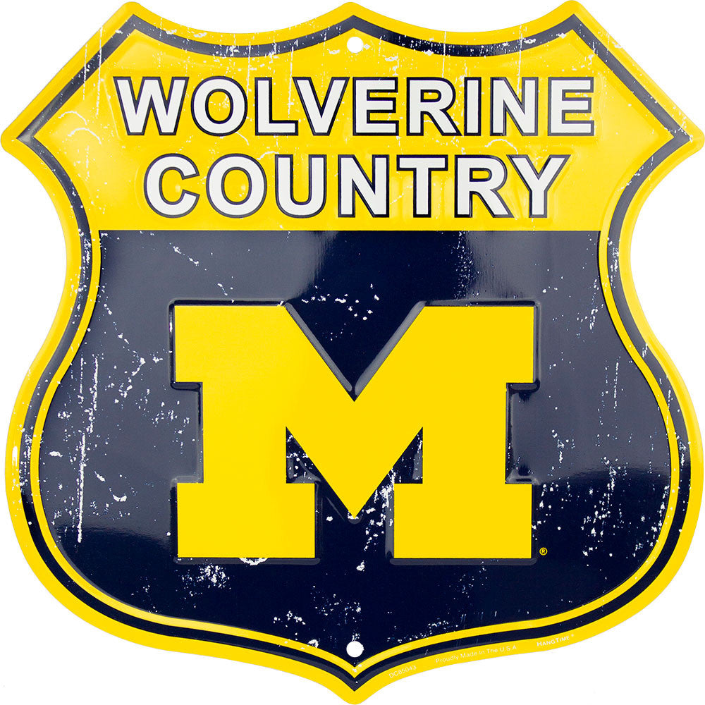 DC85043 - WOLVERINE COUNTRY (MICHIGAN)