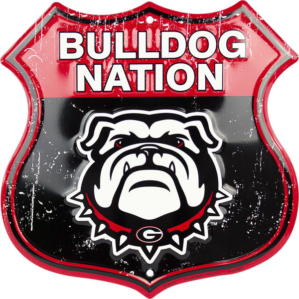 DC85044 - BULLDOG NATION (GEORGIA)