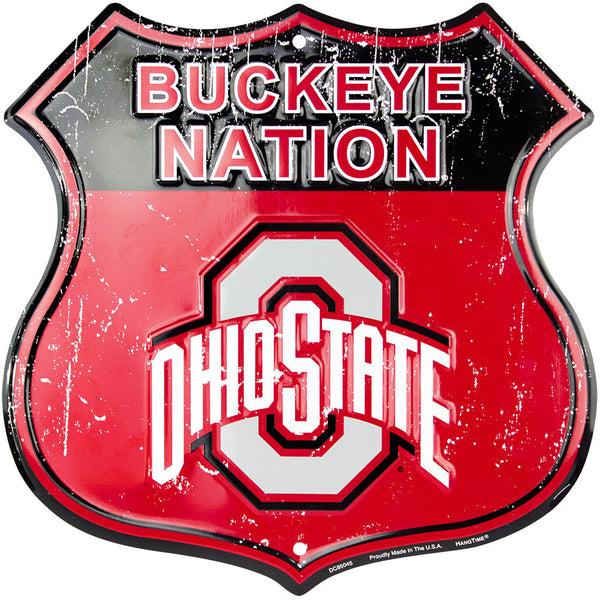 DC85045 - BUCKEYE NATION (OHIO)