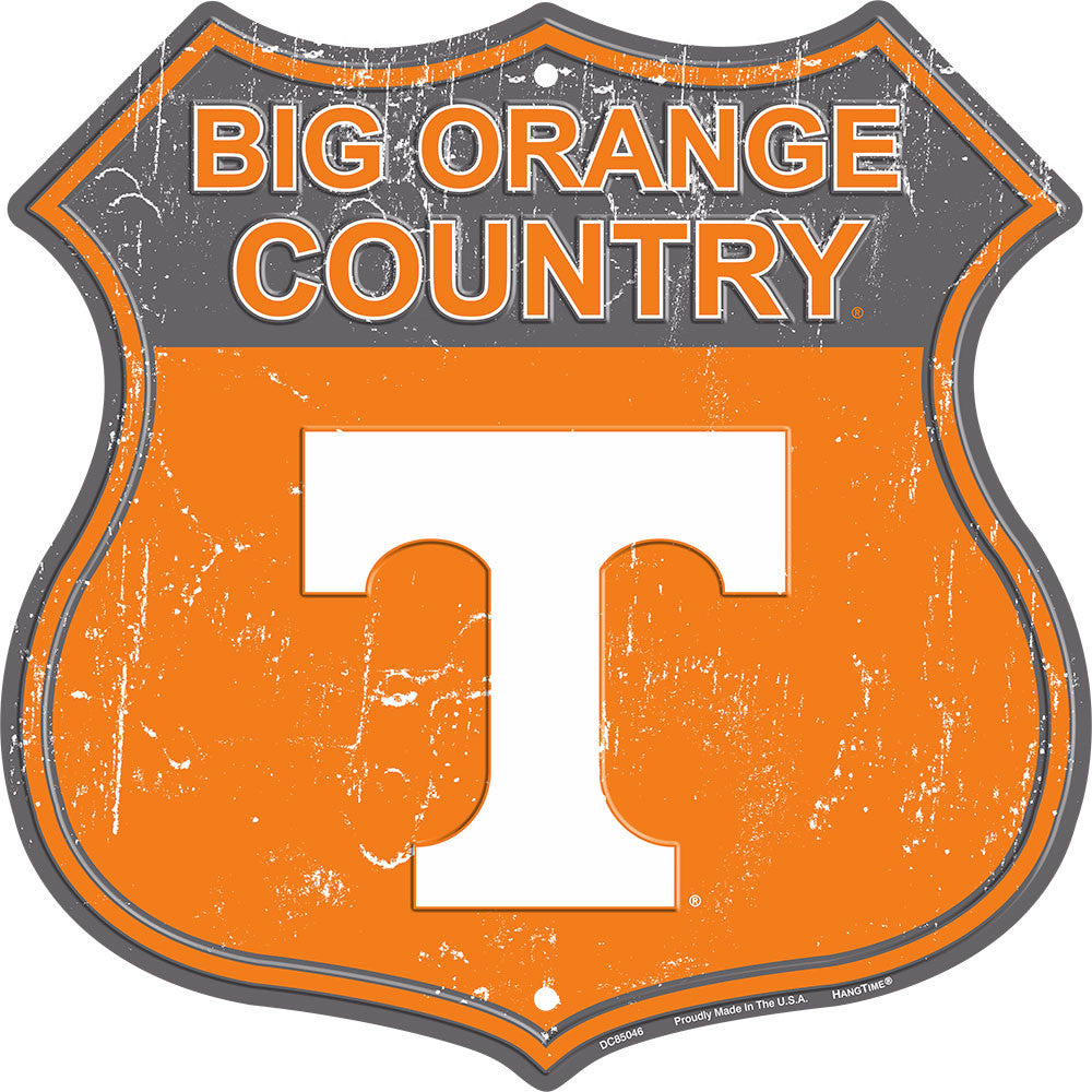 DC85046 - BIG ORANGE COUNTRY (TENNESSEE)