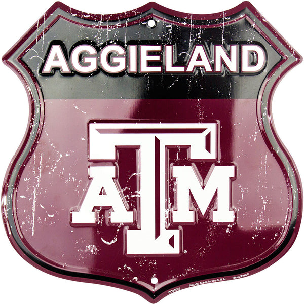 DC85049 - AGGIELAND (TEXAS A&M)
